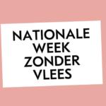 Nationale Week Zonder Vlees bij Gijs van de Hoef